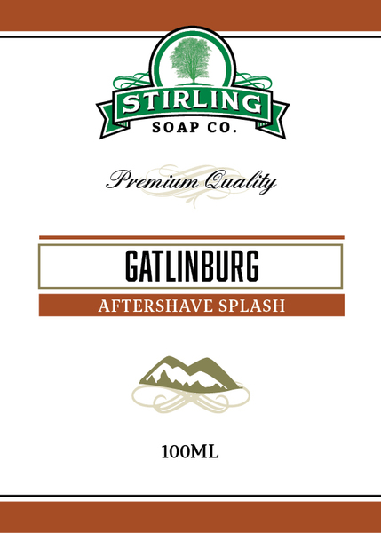 Stirling Soap Co. - Gatlinburg - Aftershave image
