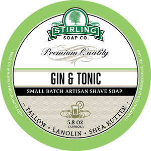 Stirling Soap Co. - Gin & Tonic - Soap image