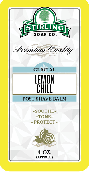 Stirling Soap Co. - Glacial, Lemon Chill - Balm image