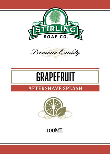 Stirling Soap Co. - Grapefruit - Aftershave image