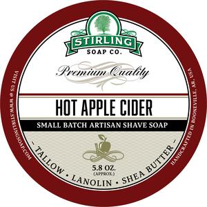 Stirling Soap Co. - Hot Apple Cider - Soap image