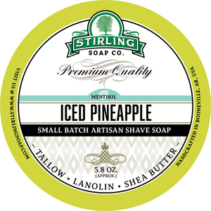 Stirling Soap Co. - Iced Pineapple - Soap image