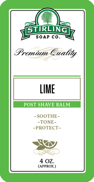 Stirling Soap Co. - Lime - Balm image