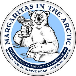 Stirling Soap Co. - Margaritas in the Arctic - Soap image