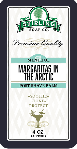 Stirling Soap Co. - Margaritas in the Arctic - Balm image