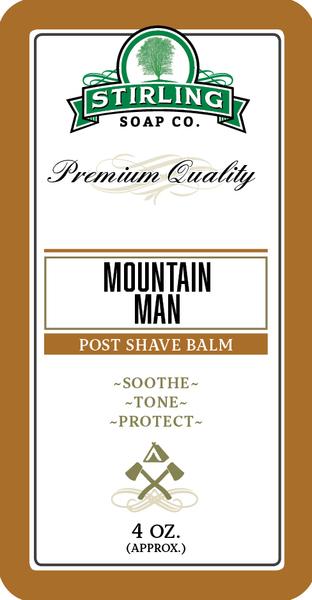Stirling Soap Co. - Mountain Man - Balm image