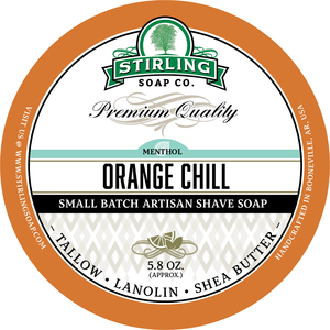Stirling Soap Co. - Orange Chill - Soap image