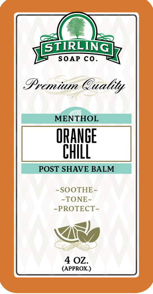 Stirling Soap Co. - Orange Chill - Balm image