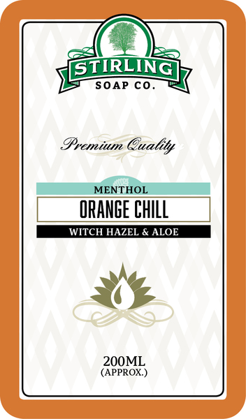 Stirling Soap Co. - Orange Chill - Toner image