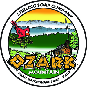 Stirling Soap Co. - Ozark Mountain - Soap image