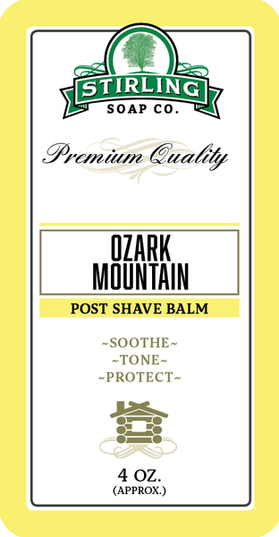 Stirling Soap Co. - Ozark Mountain - Balm image
