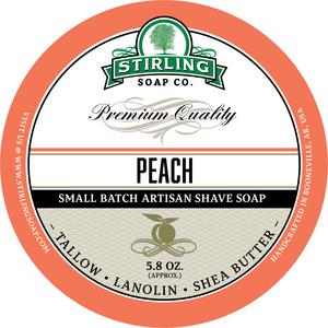 Stirling Soap Co. - Peach - Soap image