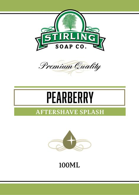 Stirling Soap Co. - Pearberry - Aftershave image