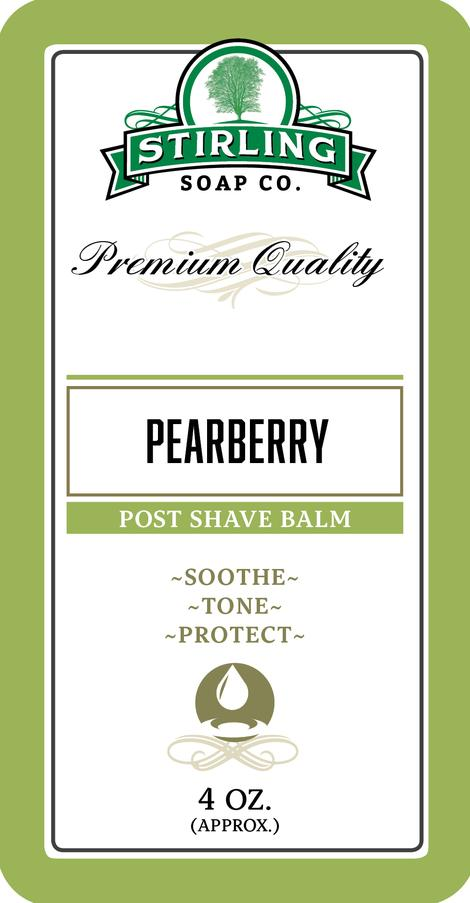 Stirling Soap Co. - Pearberry - Balm image