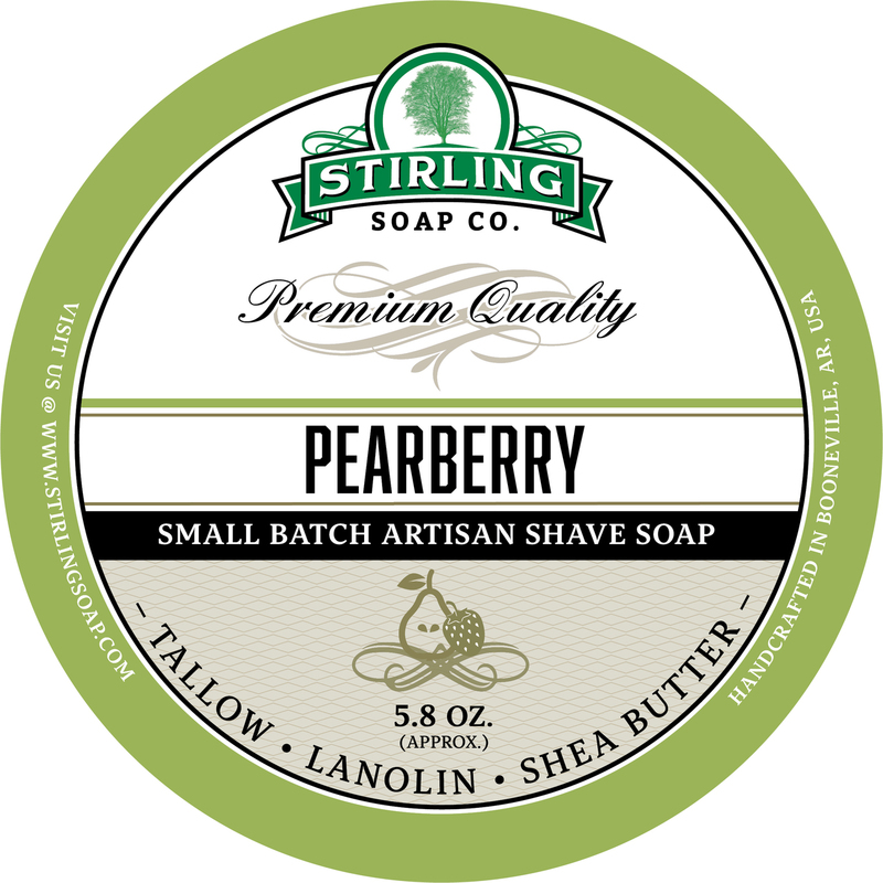 Stirling Soap Co. - Pearberry - Soap image