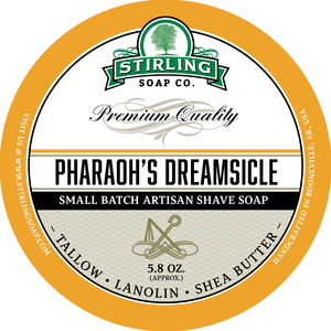 Stirling Soap Co. - Pharaoh's Dreamsicle - Soap image