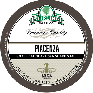 Stirling Soap Co. - Piacenza - Soap image