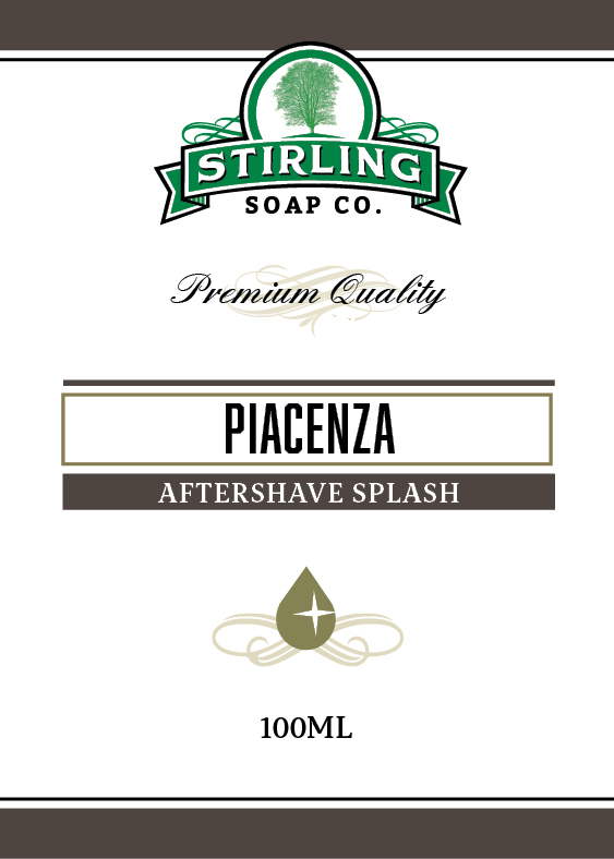 Stirling Soap Co. - Piacenza - Aftershave image