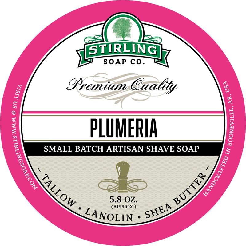 Stirling Soap Co. - Plumeria - Soap image