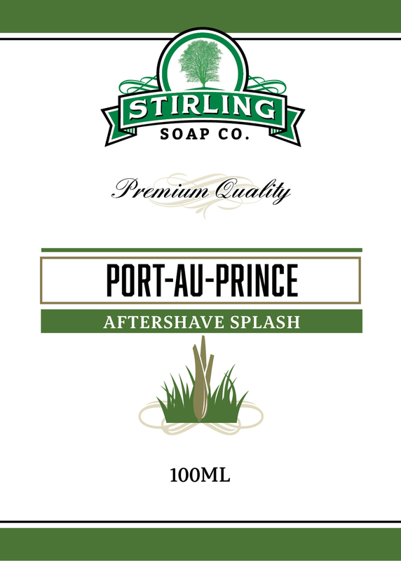 Stirling Soap Co. - Port-Au-Prince - Aftershave image
