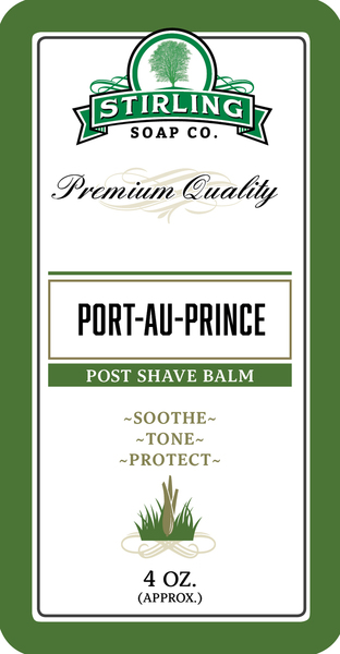 Stirling Soap Co. - Port-Au-Prince - Balm image