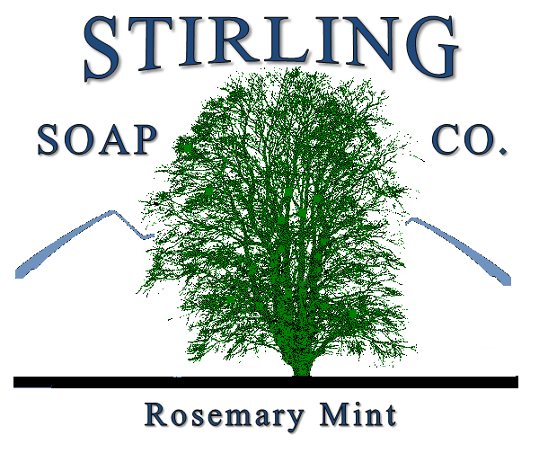 Stirling Soap Co. - Rosemary Mint - Soap image