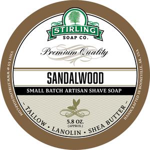 Stirling Soap Co. - Sandalwood - Soap image