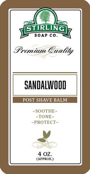 Stirling Soap Co. - Sandalwood - Balm image