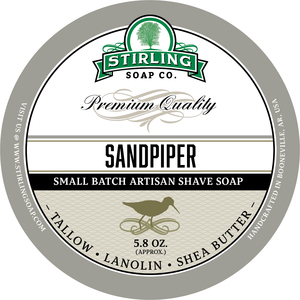 Stirling Soap Co. - Sandpiper - Soap image