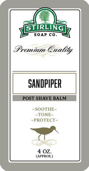 Stirling Soap Co. - Sandpiper - Balm image