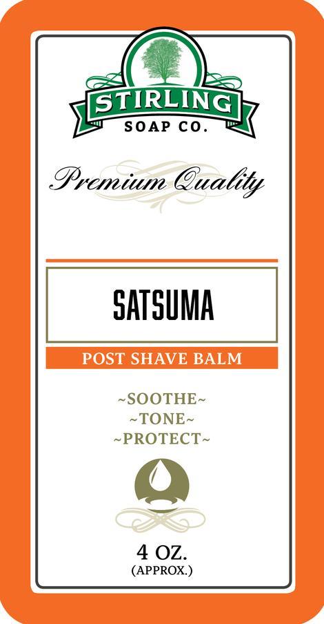 Stirling Soap Co. - Satsuma - Balm image