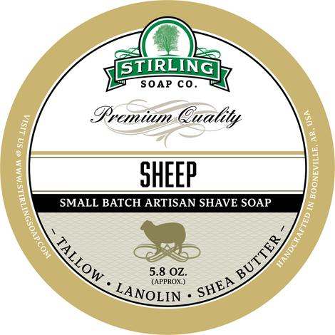 Stirling Soap Co. - Sheep - Soap image