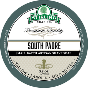 Stirling Soap Co. - South Padre - Soap image