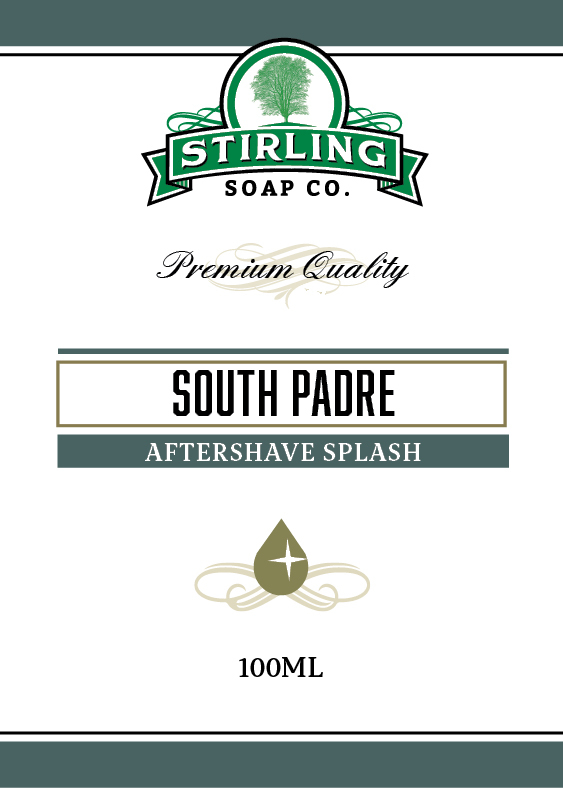 Stirling Soap Co. - South Padre - Aftershave image
