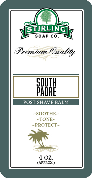 Stirling Soap Co. - South Padre - Balm image