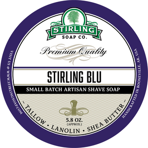 Stirling Soap Co. - Stirling Blu - Soap image
