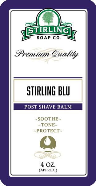 Stirling Soap Co. - Stirling Blu - Balm image