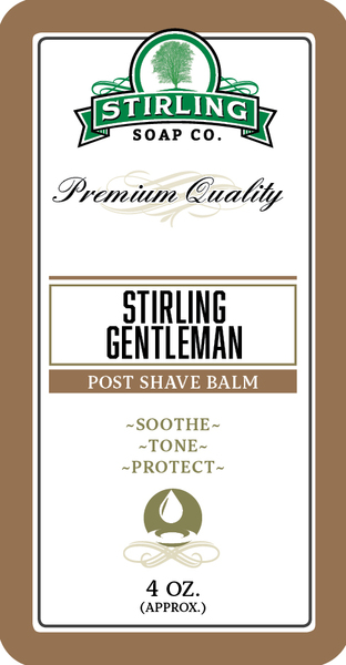 Stirling Soap Co. - Stirling Gentleman - Balm image