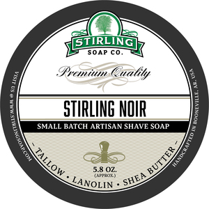 Stirling Soap Co. - Stirling Noir - Soap image