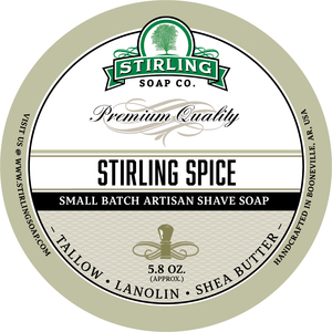 Stirling Soap Co. - Stirling Spice - Soap image