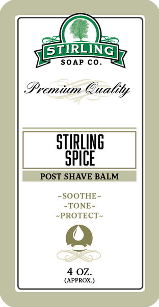 Stirling Soap Co. - Stirling Spice - Balm image