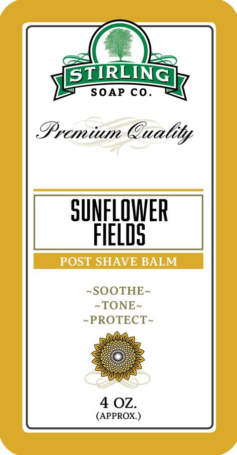 Stirling Soap Co. - Sunflower Fields - Balm image