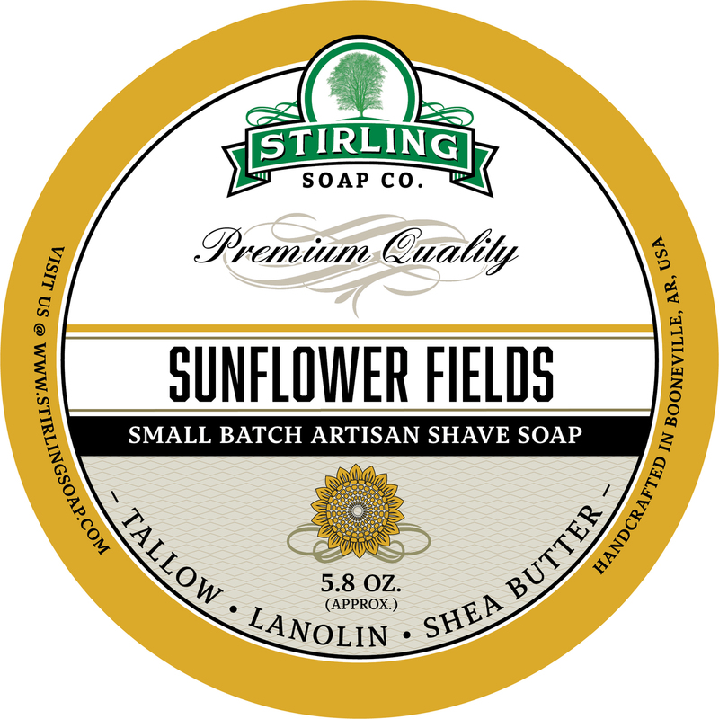 Stirling Soap Co. - Sunflower Fields - Soap image