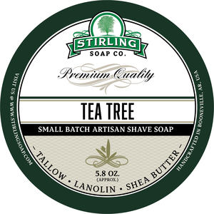 Stirling Soap Co. - Tea Tree - Soap image