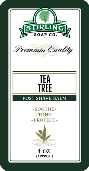 Stirling Soap Co. - Tea Tree - Balm image