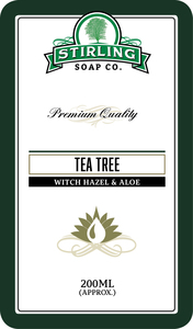 Stirling Soap Co. - Tea Tree - Toner image