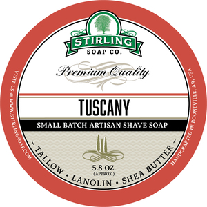 Stirling Soap Co. - Tuscany - Soap image