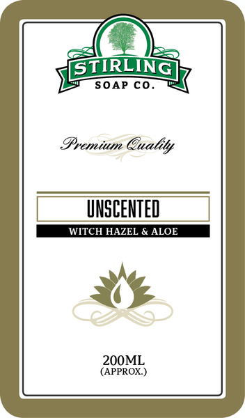 Stirling Soap Co. - Unscented - Toner image