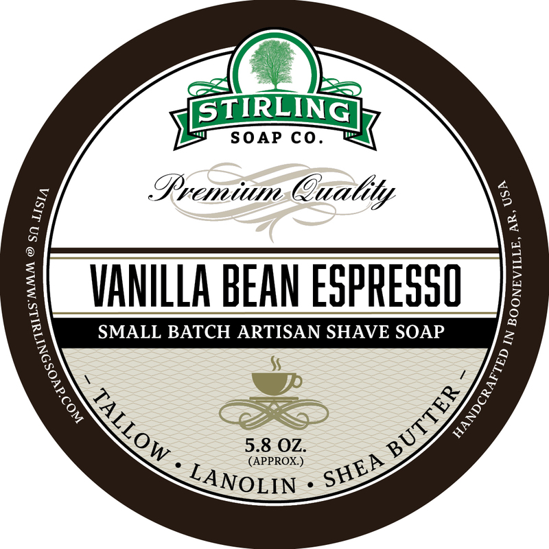 Stirling Soap Co. - Vanilla Bean Espresso - Soap image