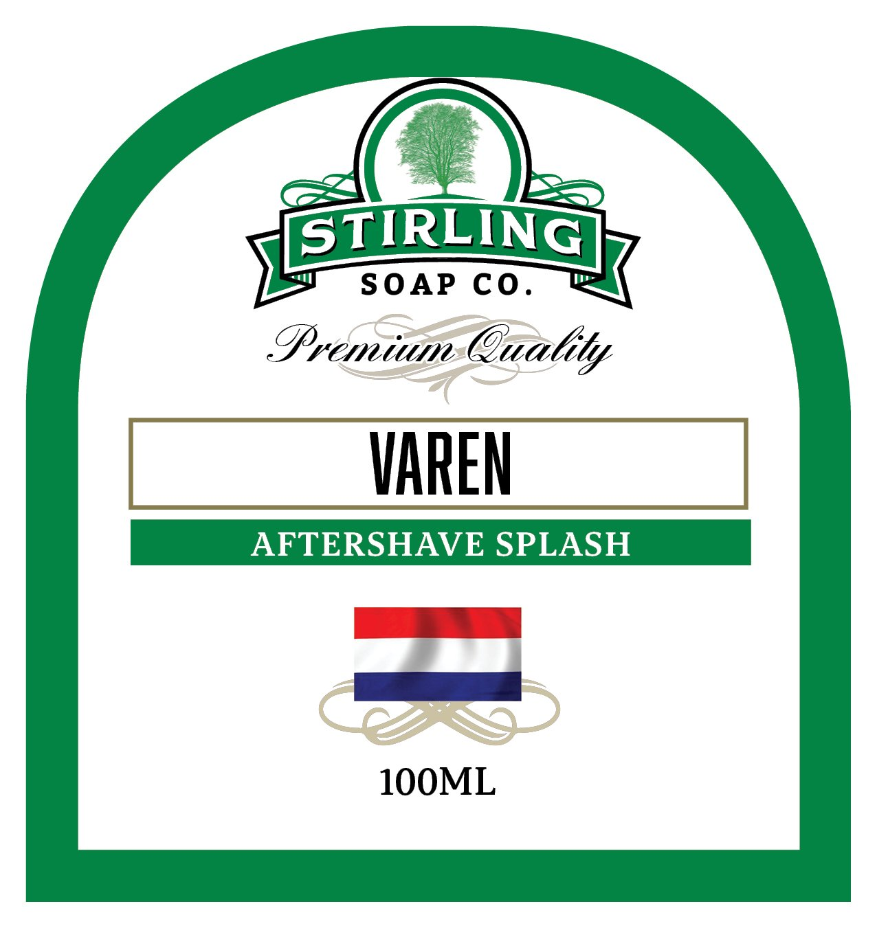 Stirling Soap Co. - Varen - Aftershave image